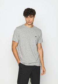 DOCKERS - PACIFIC CREW TEE - T-shirt - bas - heather grey - 0