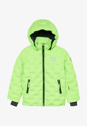LWJIPE 706 - Kurtka snowboardowa - light green