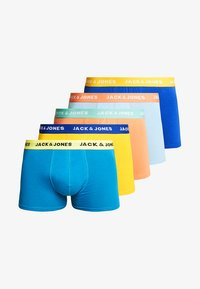 Jack & Jones - 5 PACK TRUNK - Pants - red/orange/yellow/green/lilac - 3