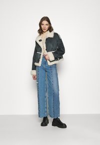 BDG Urban Outfitters - JACKET - Light jacket - charcoal - 1