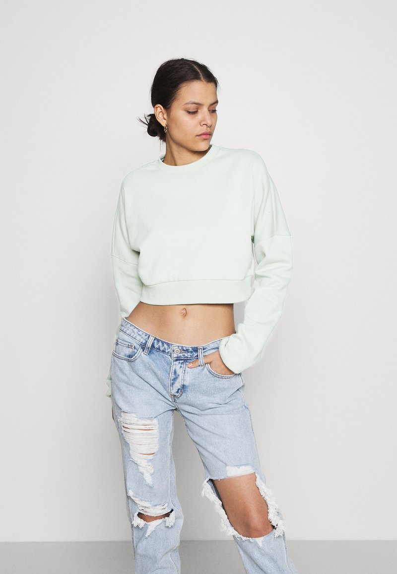 Even&Odd - Sweatshirt - green