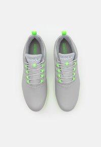 Skechers Performance - GO GOLF PRO 4 - Golfové boty - gray/lime - 3