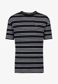 NEW IN TOWN - Print T-shirt - night blue - 4