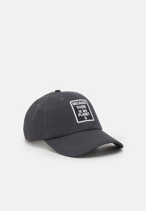 PATCH MAN UNISEX - Lippalakki - dark grey
