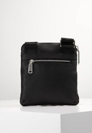 DAVOS - Sac bandoulière - black