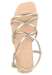 Scapa - Sandals - platinum - 3