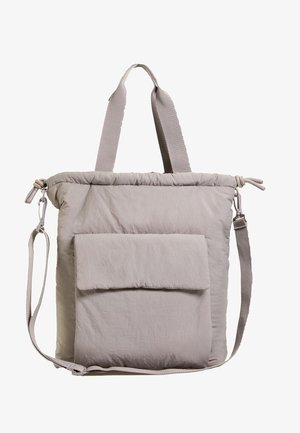 SPORTS BAG - Across body bag - beige