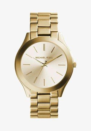 RUNWAY - Uhr - gold