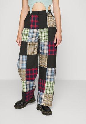 ERROR PANT - Trousers - multicoloured
