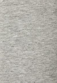 American Eagle - WIDE LEG LOUNE PANT - Tracksuit bottoms - heather gray - 2