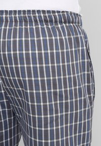 TOM TAILOR - Pyjama bottoms - blue-dark-check - 3