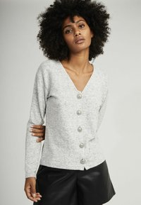 NAF NAF - Cardigan - grey - 0