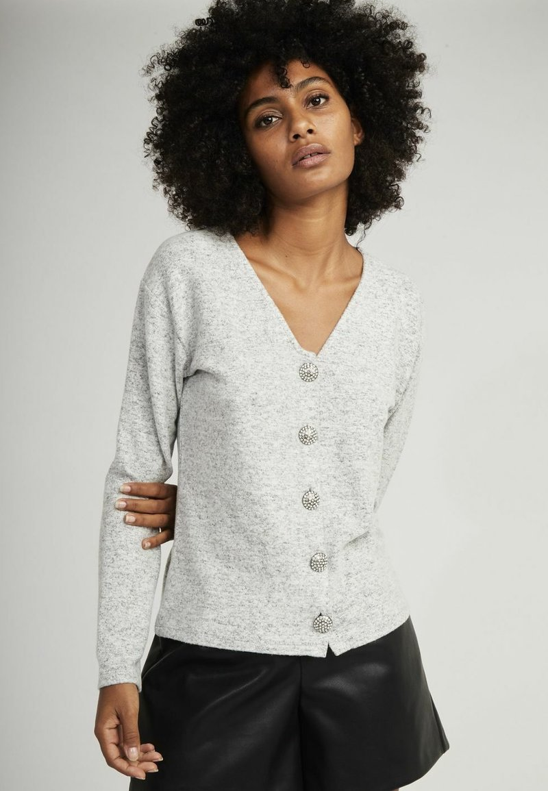 NAF NAF - Cardigan - grey