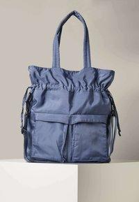 OYSHO - Sportovní taška - blue - 2