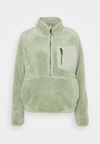 ONLY Tall - ONLDALINA ZIP - Sweatshirt - desert sage - 0