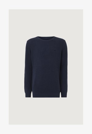 Pullover - ink blue