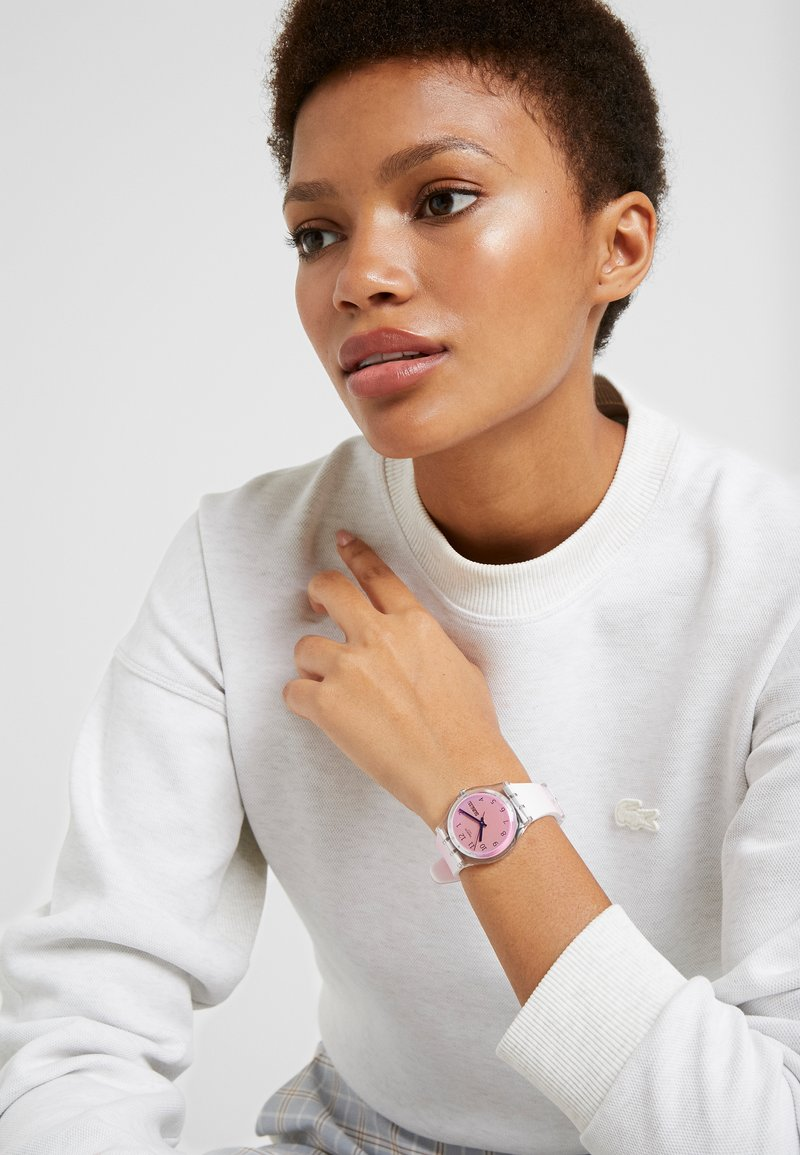 Swatch - ULTRAFUSHIA - Montre - pink