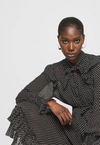 AllSaints - LARA DOT DRESS - Day dress - black - 3