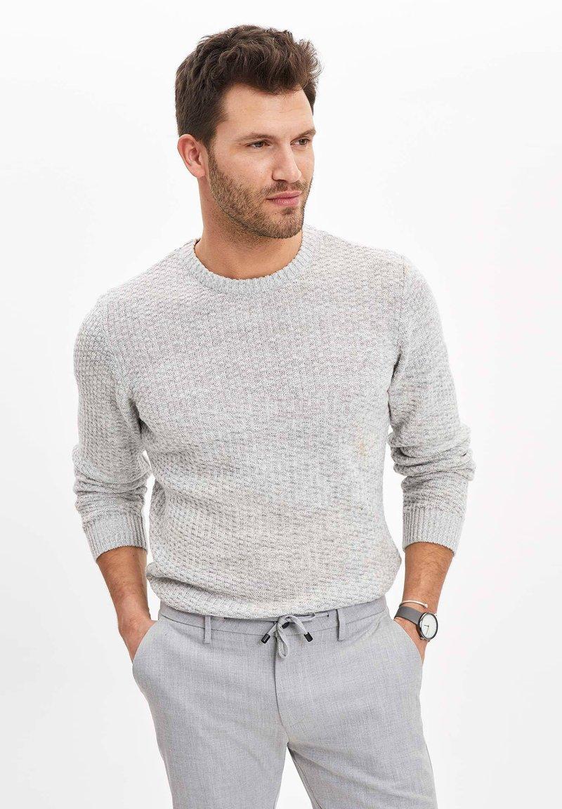 DeFacto - Pullover - grey
