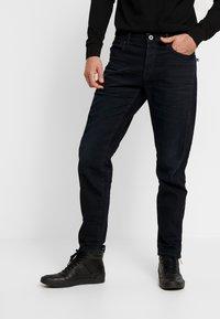 G-Star - CITISHIELD 3D SLIM TAPERED - Slim fit jeans - dark bleu denim - 0