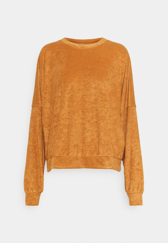 ROSE RESORT  - Sweatshirt - brown