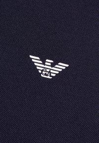 Emporio Armani - Poloshirt - blu scuro - 4