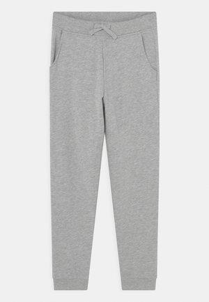JUNIOR ACTIVE CORE - Spodnie treningowe - light heather grey