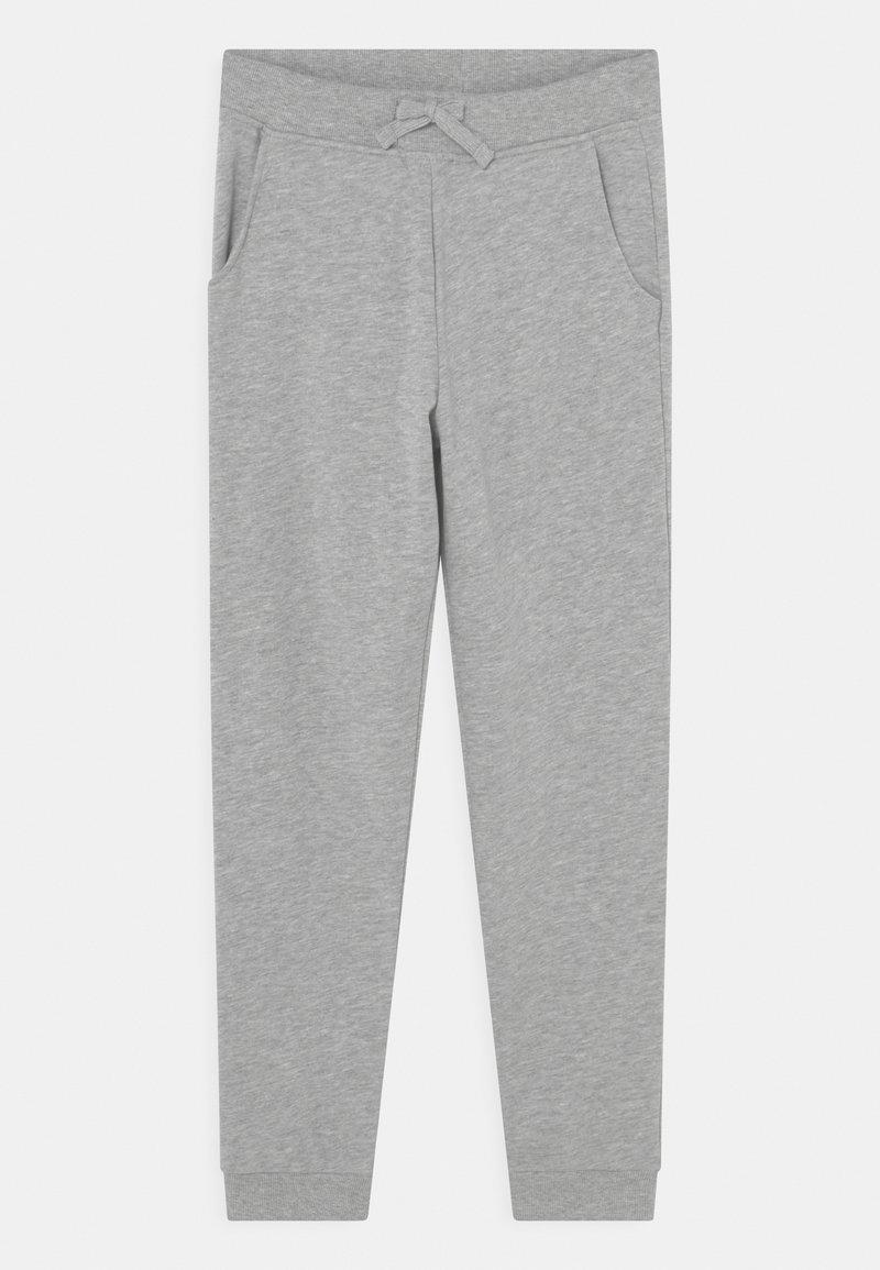 Guess - JUNIOR ACTIVE CORE - Spodnie treningowe - light heather grey