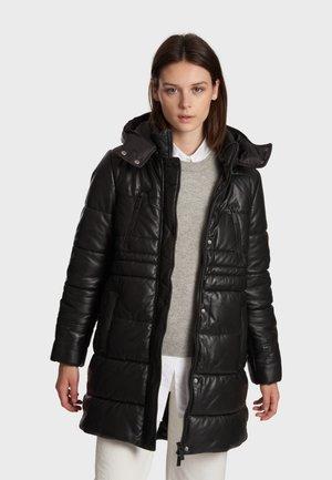 DUVET BLITZ - Down coat - black