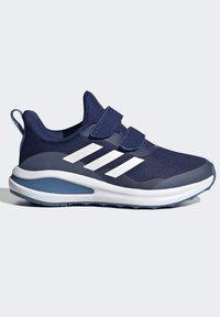 adidas Performance - FORTARUN - Stabilty running shoes - blue - 8