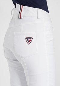 Rossignol - Snow pants - white - 4