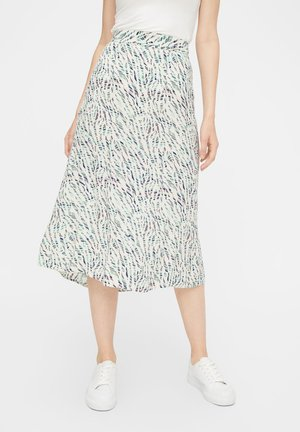 A-line skirt - whitecap gray
