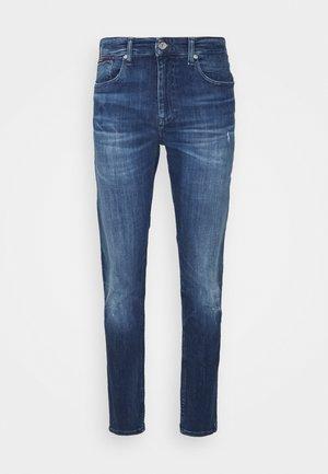AUSTIN SLIM TAPERED - Jeans slim fit - denim dark