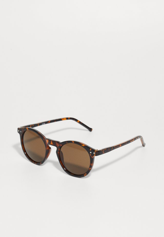UNISEX - Sonnenbrille - brown