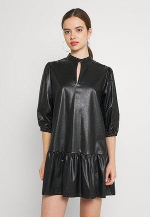 GIANA DRESS - Korte jurk - schwarz