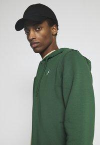 Lacoste - CLASSIC HOODIE - Zip-up sweatshirt - green - 3