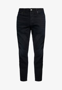 G-Star - CITISHIELD 3D SLIM TAPERED - Slim fit jeans - dark bleu denim - 4