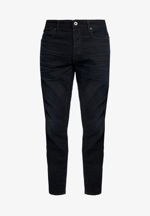 CITISHIELD 3D SLIM TAPERED - Slim fit jeans - dark bleu denim
