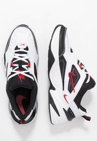 Nike Sportswear - M2K TEKNO - Baskets basses - white/black/university red - 1