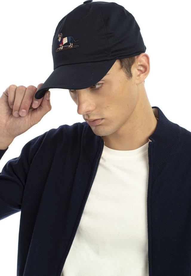 Cappellino - blu scuro