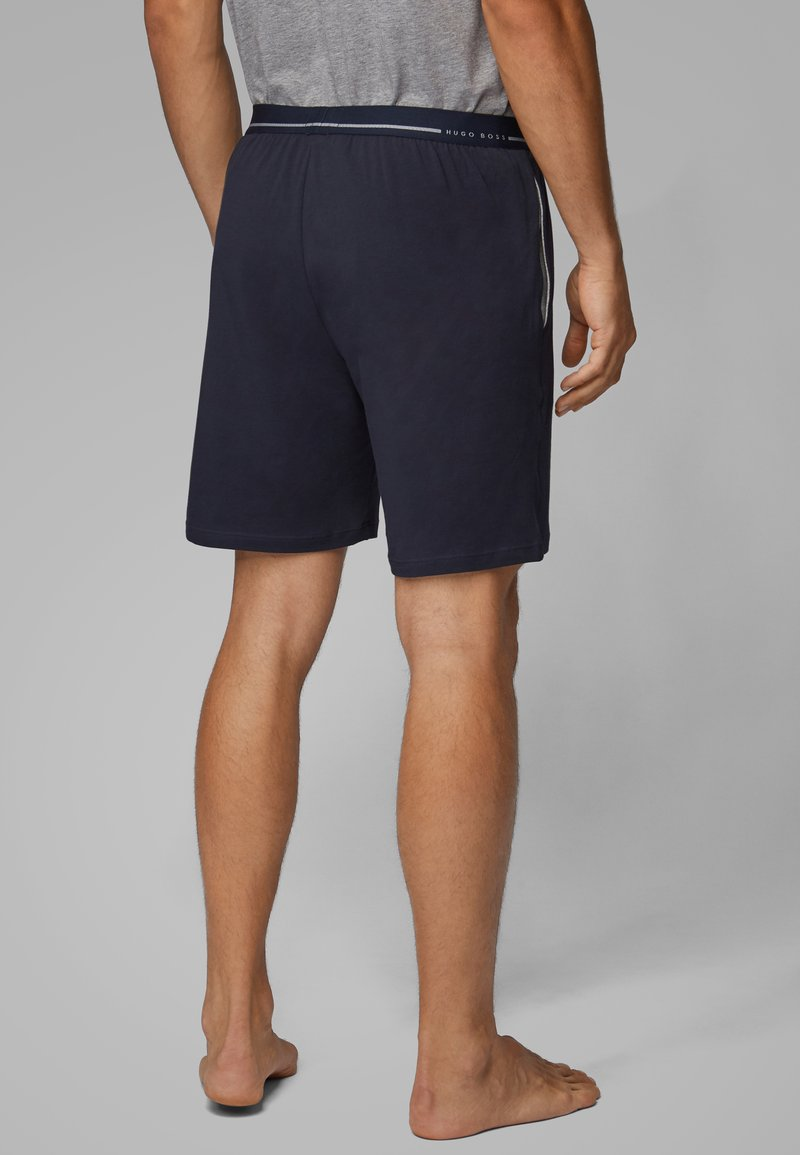 BOSS - Pyjama bottoms - dark blue