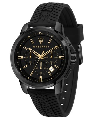 QUARZ SUCCESSO 44MM - Watch - schwarz