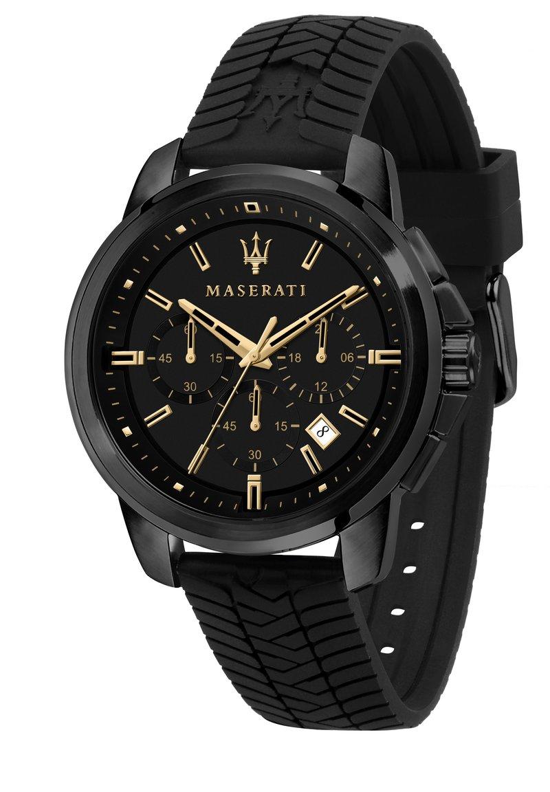 Maserati - QUARZ SUCCESSO 44MM - Watch - schwarz