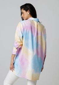 MiaZAYA - Button-down blouse - multi-coloured - 2