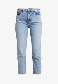 Relaxed fit jeans - denim light