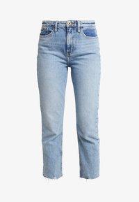Jeans baggy - denim light