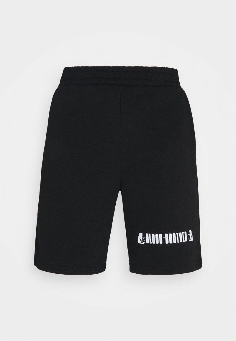 Blood Brother - SKOKIE UNISEX  - Shorts - black