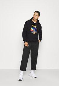 Nominal - NASA ROCKET HOOD - Sweatshirt - black - 1