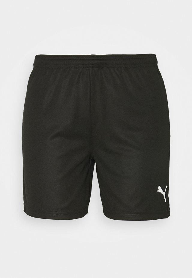 TEAMGOAL - Korte sportsbukser - puma black