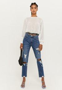 TALLY WEiJL - Slim fit jeans - blu017 - 1
